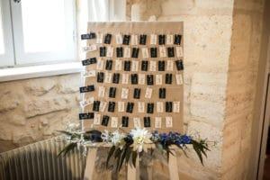 mariage plan de table bordeaux wedding planner mcreationevents