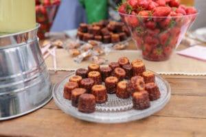 sud ouest cannelé mariages traiteur dessert gourmands