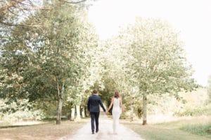 wedding planner-mariage champêtre en blanc-château-mcreationevents