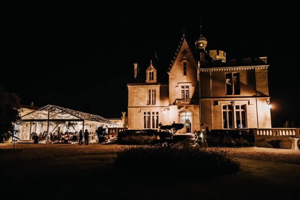 wedding planner Bordeaux château pape Clément mariage
