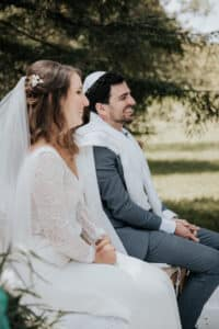 Wedding bordeaux décor mariage juif mariée assis mariés israel mcreationevents