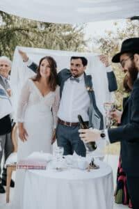 Wedding bordeaux décor mariage juif mariée rituel mariés israel mcreationevents