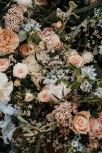 Wedding bordeaux décor mariage juif florale bohème israel mcreationevents